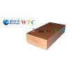 90*40мм ДПК балки производится деревянная пластичная составная машина