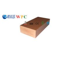 Poutrelle de WPC de 90 * de 40mm produite par la machine composée en plastique en bois
