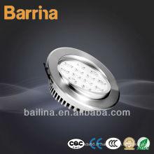Plafonnier 15W LED lampes