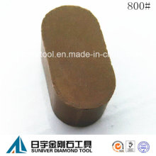 800# Resin Bond Segment for Grinding Polishing Wheel