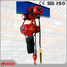 2t Electric Hoist with Electric Trolley Type