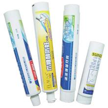 Tubo laminado Dia30mm para pasta de dientes