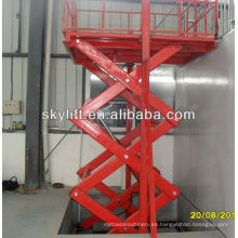 elevador de tijera elevador de carro elevador de garaje