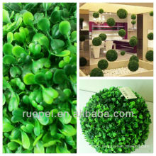 artificial hanging plants / artificial grass balls