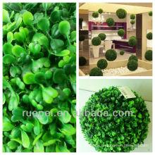 artificial hanging plants / artificial grass balls