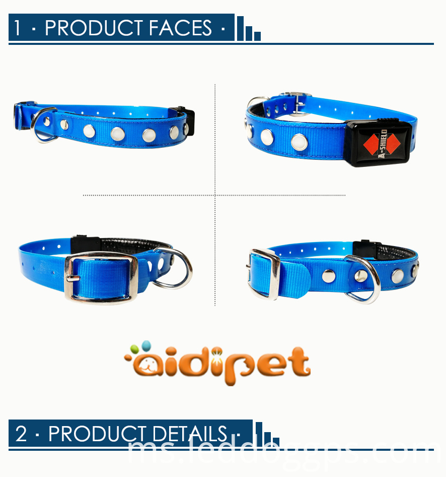 Water Resistance Led Dog Collar