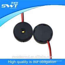 buzzer type diameter 14mm buzzer with wires 3v beeper