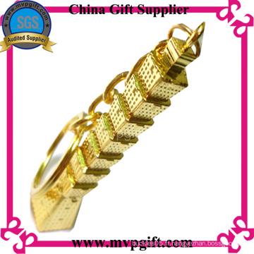 Porte-clés en métal pour cadeau promotionnel (m-MK45)