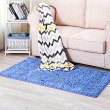 chevet polyester pvc shaggy sécurité tapis de jeu et tapis