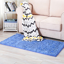 bedside polyester pvc shaggy safety play mats and rugs