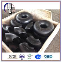 Welding / Seamless Carban Steel Elbow ASTM A234 avec le meilleur prix
