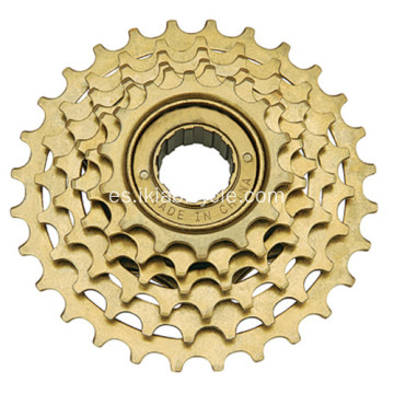 6 Speed ​​Index Bicycle Parts rueda libre