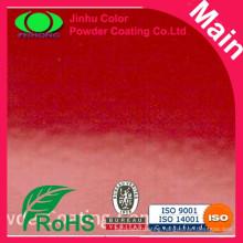 Gloss finish epoxy powder coating