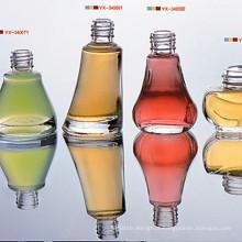 Garrafas de vidro de esmalte