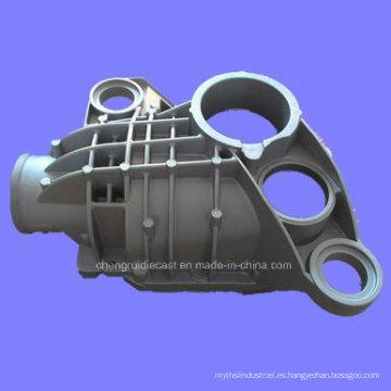 OEM de aleación de aluminio de precisión de fundición para la base exterior