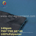 Factory Direct Polyester Pongee Twill Fabric for Outdoor Clothes (GLLML333)
