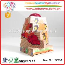 Wooden Educational 3D Puzzle