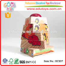 Wooden Educational 3D Puzzle