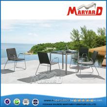 Stainless Steel Outdoor Patio Furniture / Garden Furniture