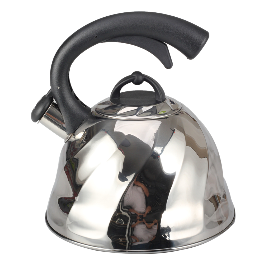 Long Plastic Handle Tea Kettle