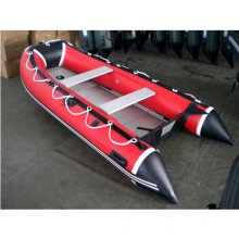 CE 3,6 м Китай ПВХ Складные надувная моторная лодка