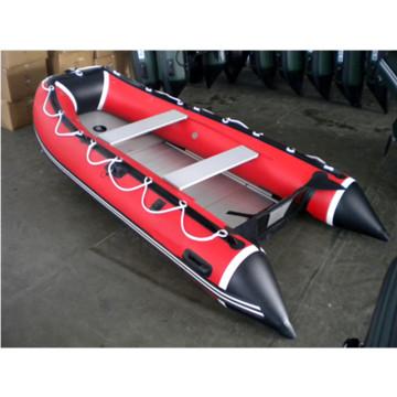 CE 420 спасения надувная рыбацкая лодка