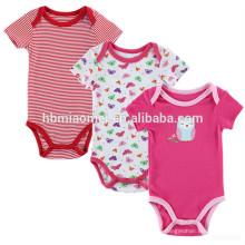 Hochwertige Neugeborene Bio-Baumwolle Babykleidung Großhandel