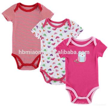 High quality newborn organic cotton baby clothes wholesale