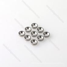 Calços de alumínio de ferragens de usinagem para máquina de corte de gaxeta drrone