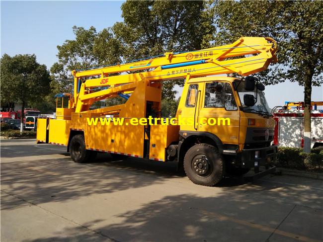 Dongfeng Aerial Platform Trucks