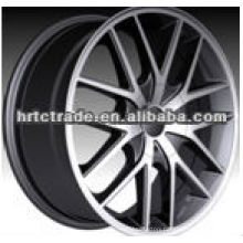 black amg american racing car wheel for benz