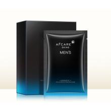 Hyaluronic Acid Mask for Men Soft Formula Men′s Whitening Moisturizing Facial Mask