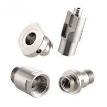 CNC de precisão de alta qualidade OEM que gira as peças de alumínio
