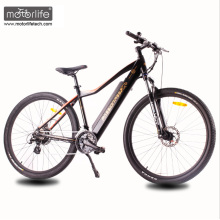 Hot selling 26'' BAFANG mid drive electric mountain bike,high quality electrical bicycle made in china