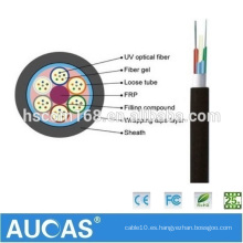 2016 Nuevo cable de fibra óptica de 6 núcleos de buena calidad
