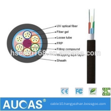 2016 New 6 core fiber optic cable good quality