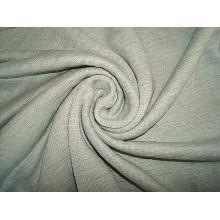 Tissu en jersey de lin teinté