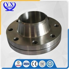 a182 f316 304 stainless steel raised face welded neck flange