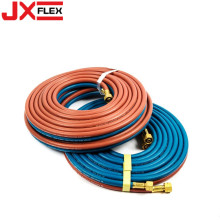 Flexible Twin Line Hose PVC Welding Twin Hose