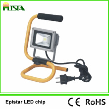 10W Portable LED Flood Light with RoHS Certification