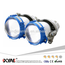 3inch LED Double Light Projektor Scheinwerfer 40W Super Bright Angel Eyes Scheinwerfer