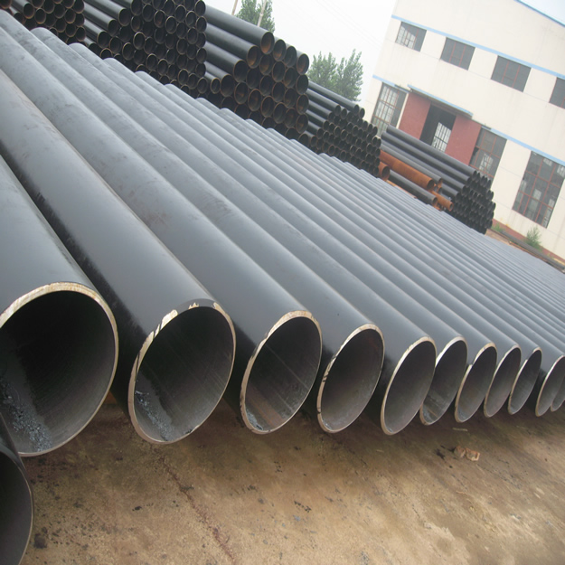 MS carbon steel pipes