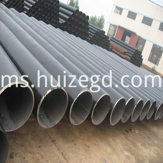 ERW WELDED STEEL PIPES