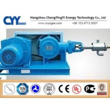 Cyyp 62 Ununterbrochener Service Großer Durchfluss und hoher Druck LNG Liquid Oxygen Stickstoff Argon Multiseriate Kolbenpumpe