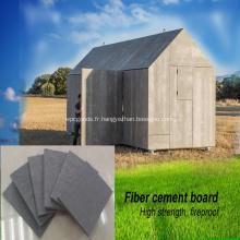 Panneau de fibre-ciment de panneau de mur extérieur de haute qualité