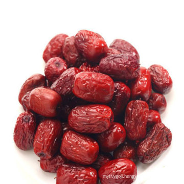 Chinese Shaanxi organic big red dates