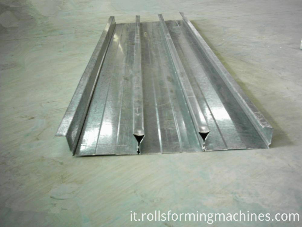 panel roll forming machine