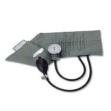 sphygmomanometer with Metal hook cuff