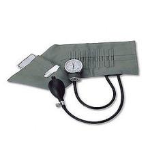 esfigmomanómetro con brazalete de ganchos de Metal