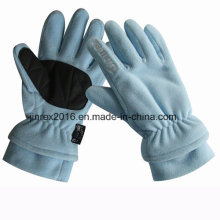 Fleece Winter Warm 3m Thinsulate Fashion Polar Fleece Outdoor Glove-Jg12A003